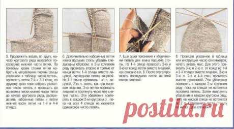 Как вязать носки легко — Сделай сам, идеи для творчества - DIY Ideas