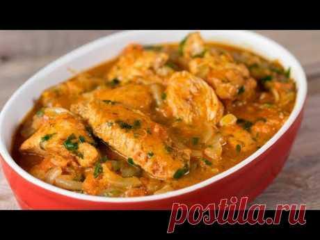 Chakhokhbili de pollo – ¡Deliciosa e irresistible receta georgiana!  | Gustoso. TV