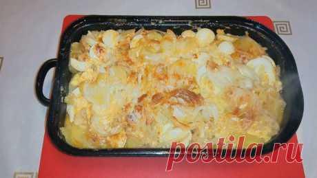 Картошка по-венгерски - вкусный ужин для всей семьи | Потому что вкусно! | Яндекс Дзен
