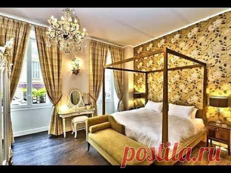 ШТОРЫ в спальне какие выбрать для уютной обстановки