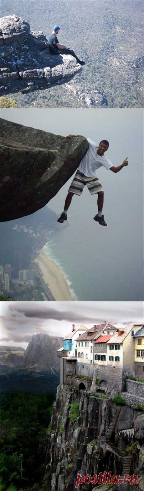So You're Afraid Of Heights (20 Photos)   FunCage