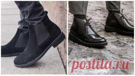 5 видов мужских ботинок: как отличать и с чем носить   Быть мужчиной   Яндекс Дзен