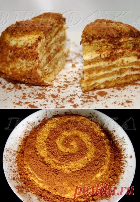 """Торт """"Диво дивное"""" – кулинарный рецепт"""