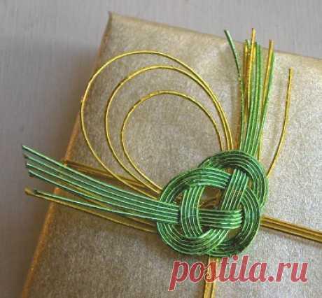 Мизухики — искусство плетения из спрессованных бумажных трубочек — Рукоделие