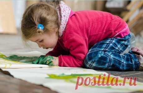 Как научить ребенка рисовать: с чего начать поэтапно, как правильно, простые рисунки