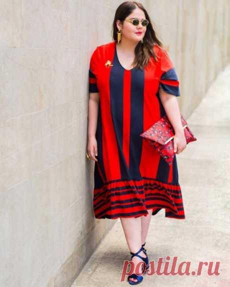Как модно одеваться полным женщинам в 40 лет: советы, рекомендации, тренды, фото
