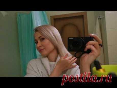 Ушла от порошкового блонда. Осветляюсь краской Londa. Тонирую волосы в жемчужно-перламутровый.