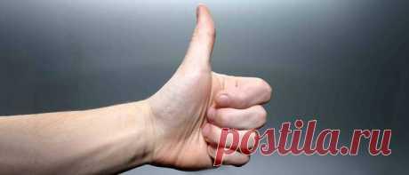 Чешется большой палец на левой или правой руке Мудрый народ в течение веков наблюдал за реакциями организма на различные происходящие в жизни человека события и делал свои выводы. Порой судьба