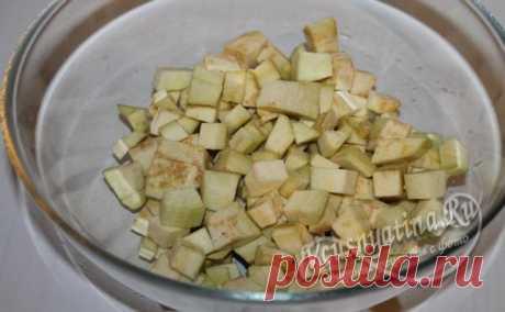 Салат из баклажанов «Вкуснотища» на каждый день: с яйцом и майонезом