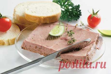 Домашняя фуагра из куриной печени рецепт с фото - 1000.menu