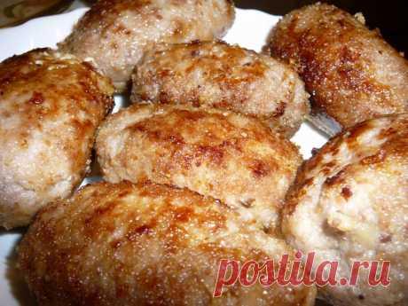 Зразы мясные - 15 рецептов вкусного приготовления