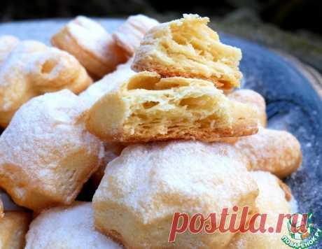 """Слоеное печенье """"Наполеон"""" – кулинарный рецепт"""