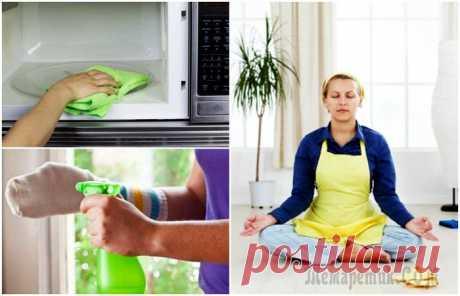 18 «ленивых» советов, которые помогут убрать в доме и поддерживать порядок с минимальными усилиями