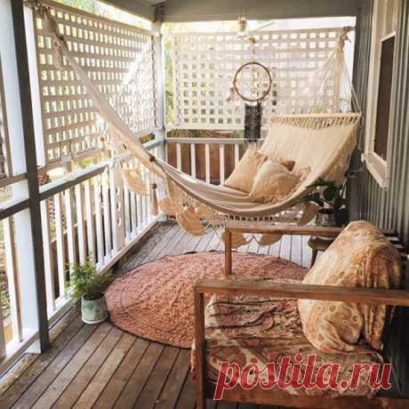 Крутые решения для балкона — Идеи ремонта