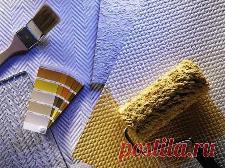 Стеклообои для внутренней отделки | Роскошь и уют