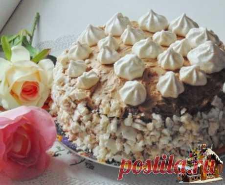 """Сегодня будем готовить на десерт вкусный Торт """"Морское дно"""" вкусный рецепт с фото"""