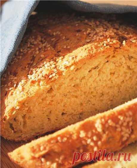 Хлеб из кабачков - Кулинария