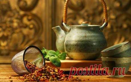 8 полезных добавок в чай / Будьте здоровы