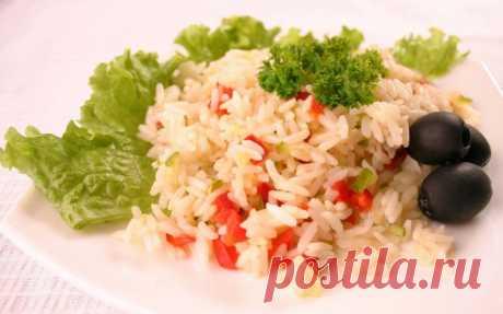 Рис в пароварке / Простые рецепты