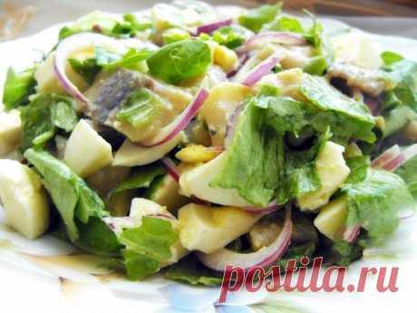 Салат «Отпад» - салат, который нравится всем! | Четыре вкуса