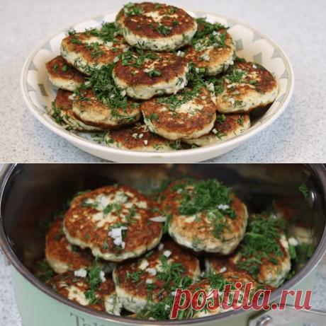 Куриные котлеты с сыром и творогом на сковороде - рецепт с фото пошагово