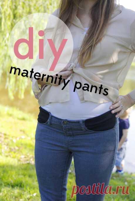 Растем вместе с джинсами Модная одежда и дизайн интерьера своими руками