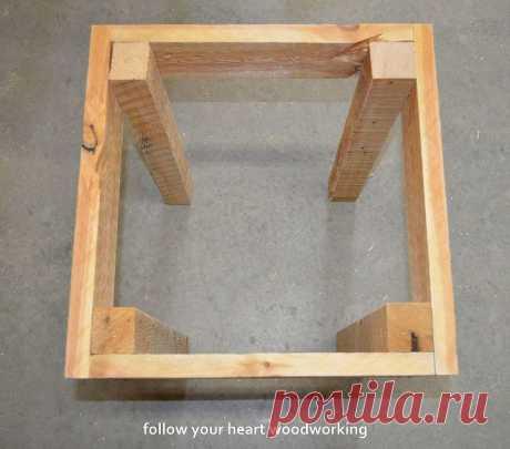Изготовление Паллетных Столов / Hometalk
