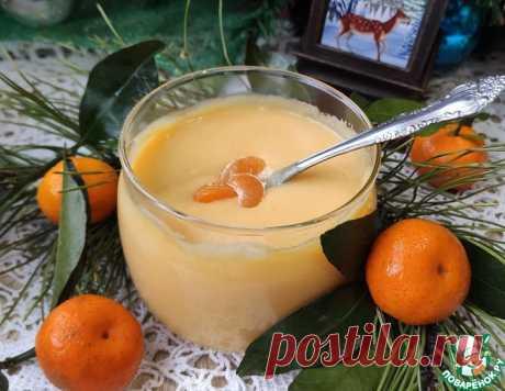Мандариновый курд – кулинарный рецепт