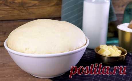 Идеальное дрожжевое тесто (плюс 3 рецепта булочек)