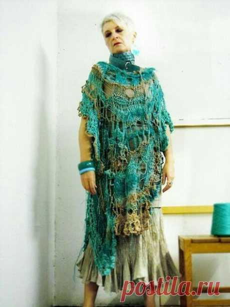 Mizzie Morawez - тропический цветок империи бохо. | Lenasana Вязание | Яндекс Дзен