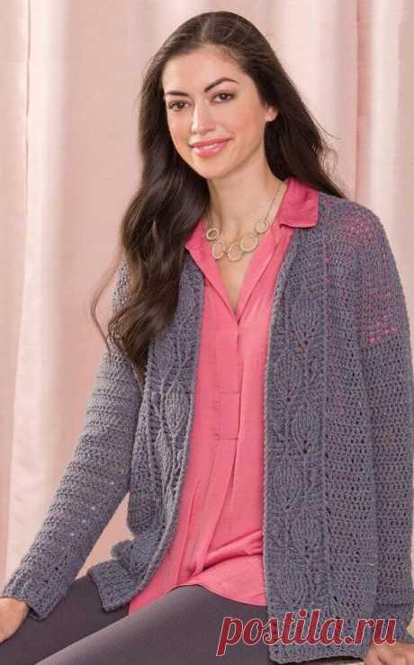 Весенняя, стильная коллекция вязаной верхней одежды | Вязание | Яндекс Дзен