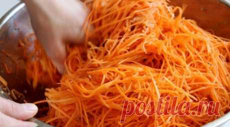 The most tasty and best recipe of carrots in Korean.