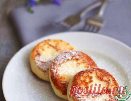 Сырники – кулинарный рецепт