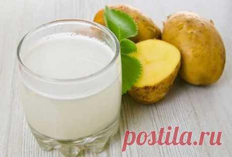 Очищение сосудов картофельным отваром - Я ЗДОРОВ! - медиаплатформа МирТесен