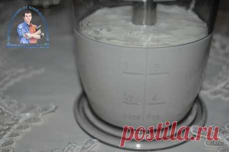 Как приготовить майонез без яиц на молоке. Рецепт очень вкусный и густой, ложка стоит | Народные знания от Кравченко Анатолия