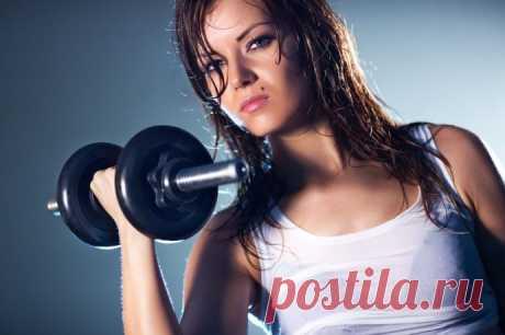 33 плюса тренировок с железом. — Мегаздоров