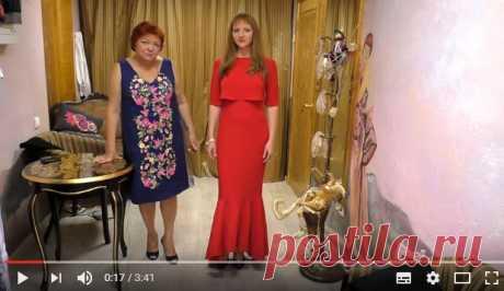 Длинное красное платье с воланом Одежда для кормления Длинное красное платье с воланом Одежда для кормления Уникальный комплект вечернего платья с потайной молнией и возможностью кормления грудью ребёнка
