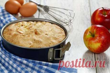 Как приготовить яблочный пирог - Вкусная шарлотка | EverydayMe Russia