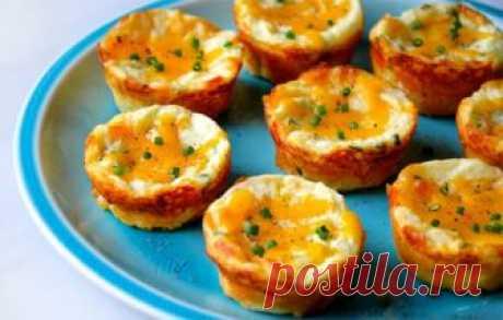 7 рецептов аппетитных закусок из остатков картофельного пюре