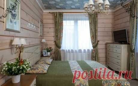 Что нужно сделать чтобы отдых был приятным? Красиво и практично оформляем интерьер спальни!
