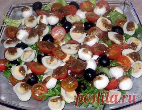 7 легких витаминных салатов для яркой весны