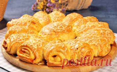 Пирог с фаршем | Рецепты на SuperKuhen.ru