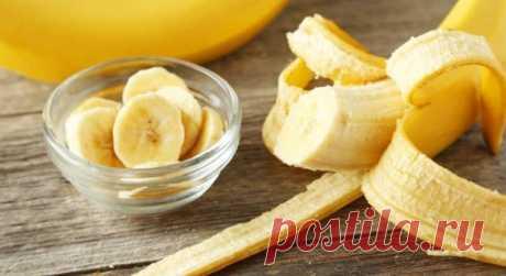 7 проблем, с которыми бананы справляются лучше всяких таблеток — Мир интересного