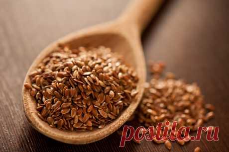 Польза от употребления семян льна | Делимся советами