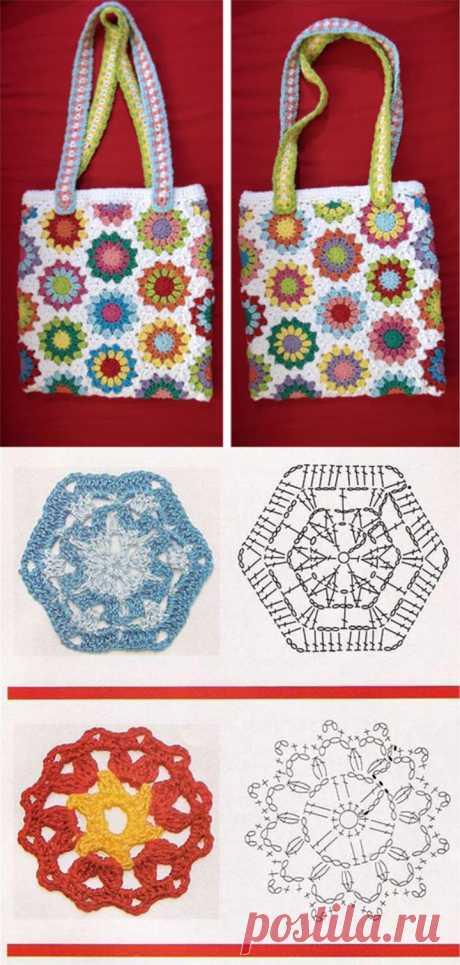 Crochet Bag with Crochet Pattern