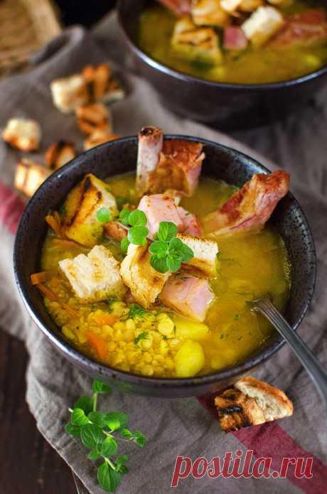 Правильный гороховый суп