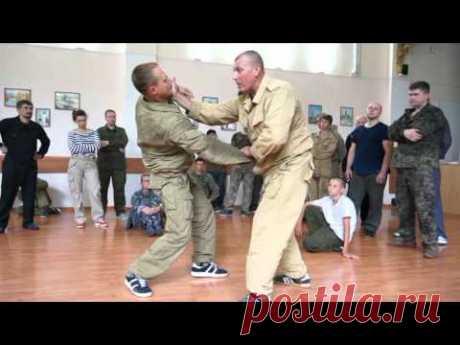 El sistema Kadochnikova. Anapa 2014 (la parte 1) - YouTube