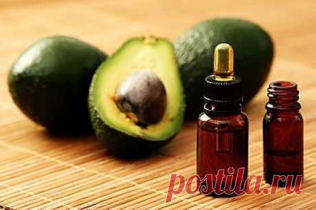 Масло авокадо для волос / Все для женщины