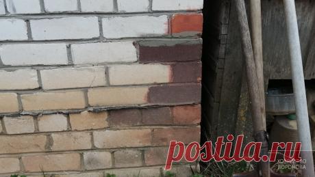 Теперь можно красить дом глиной. Через 15 лет после покраски | Хозяйство Воронова | Яндекс Дзен