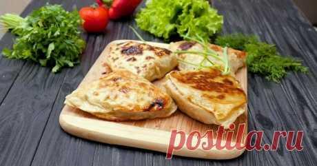 Китайские лепешки с мясом - Со Вкусом
